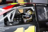 Nascar Euro Series - Bert Longin — Stock Photo