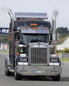 Kenworth T904 Truck — Stock Photo