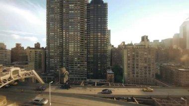 New york city provoz — Stock video