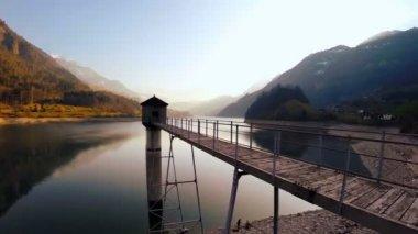 Lake Panorama — Stock Video