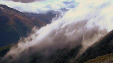 Mountain landscape. — Stock Video
