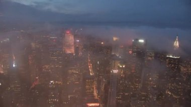 New york city skyline — Vidéo