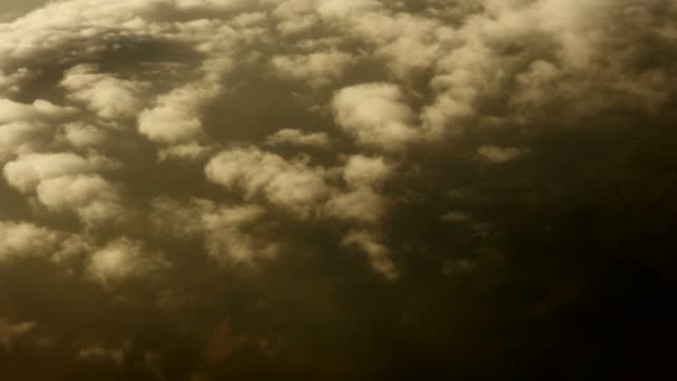 Sky cloudscape background — Vidéo
