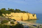 Senhora Da Rocha kumsalda Algarve — Stok fotoğraf