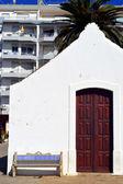 Church in Armacao De Pera, Portugal — Stock Photo