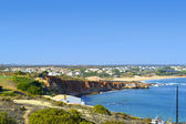 Sagres harbour on the Algarve, Portugal — Stock Photo