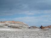 Pustynia atacama — Zdjęcie stockowe