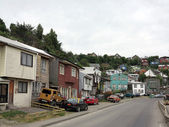 Chiloe island, chile — Stok fotoğraf