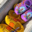 Typical Dutch clogs — Stock Photo #62308421