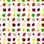 Постер, плакат: Set of fruits berries