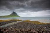 Kirkjufell mountain — Stock Photo