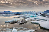 Jokulsarlon lagoon — Stock Photo