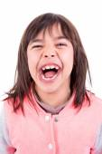 Funny faces — Stock Photo