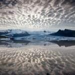 Reflections in Fjallsarlon lagoon — Stock Photo #67956227