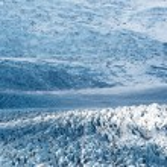 Glacier in Fjallsarlon lagoon — Stock Photo #67956513