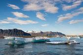 Jokulsarlon lagoon in Iceland — Stock Photo