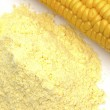 Постер, плакат: Fresh corn and corn flour