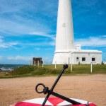 La Paloma lighthouse Uruguay — Stock Photo #54332481