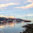 Ushuaia, Beagle Channel. Tierra del Fuego, Argentina — Stock Photo #55900759