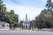 Architectural landmark Casa Quinta Aurelio Berro, Montevideo — Stock Photo