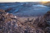 Valle De La Luna - Moon Valley, Atacama, Chile — Stock Photo