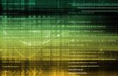 Secure Technology background — Stock Photo