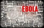 Ebola Virus Disease — Zdjęcie stockowe