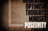 Positivity Core Principles — Foto Stock
