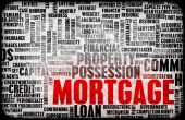 Mortgage Financial Home Loan — Stock Photo