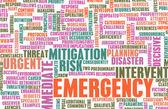 Emergency Concept — Stock Photo
