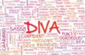 Diva — Stock Photo