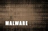 Abstract Malware — Stock Photo