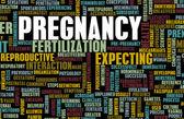 Pregnancy Concept Preparation — Stock Photo