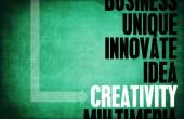 Creativity Core Principles — Stock Photo