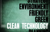 Clean Technology texture — Stock Photo