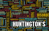 Huntington's Disease — Stock Photo