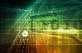 Intelligentes design — Stockfoto