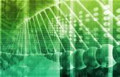 Medical Genetics — Stock Photo