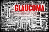 Glaucoma — Stock Photo