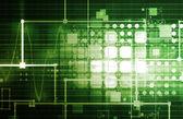 Tecnología corporativa — Foto de Stock
