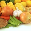 Common Vegetables — Stock Photo #71623711