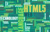 HTML 5 — Stock Photo