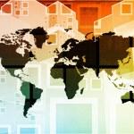 Global Business Logistics — Stock Photo #73490609