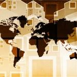 Global Business Logistics — Stock Photo #74044123
