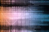 Technologie-abstrakt — Stockfoto