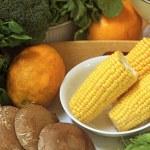 gemeenschappelijke groenten — Stockfoto #74967019