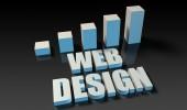 Webdesign — Stockfoto