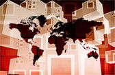 Global Business Logistics — Stock Photo