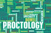 Proctología — Foto de Stock