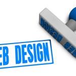 Web Design Stamp — Stock Photo #78524560